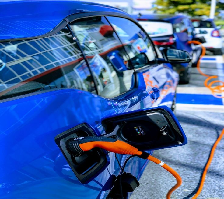 Car garages in 2020 Electric cars, Car charging stations