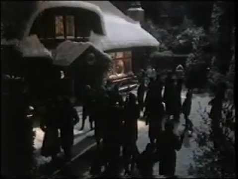 Mr Kipling Mince Pies Christmas TV ad 1984