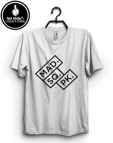 Zack Jordan T-shirt. MAD. SQ. PK