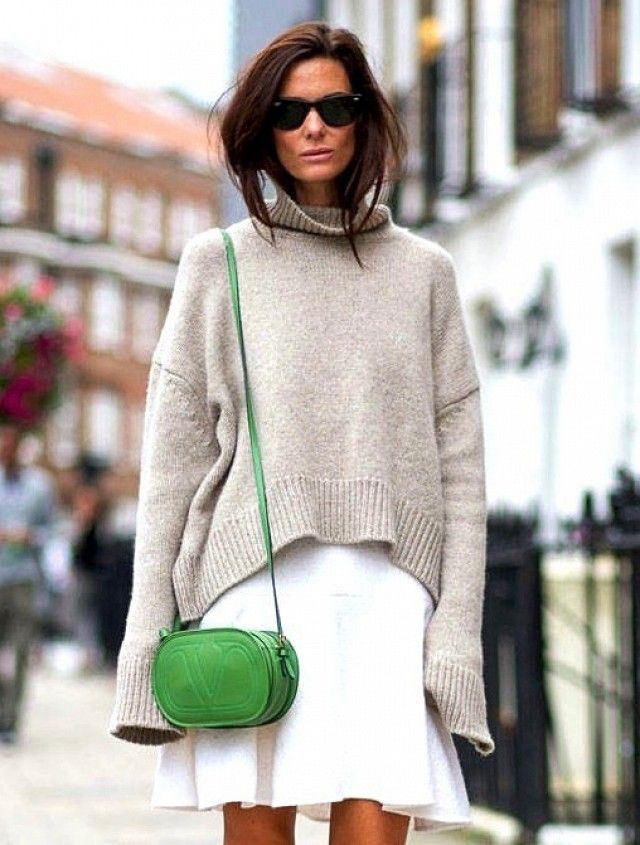 Dare we say it?— We're green with envy!