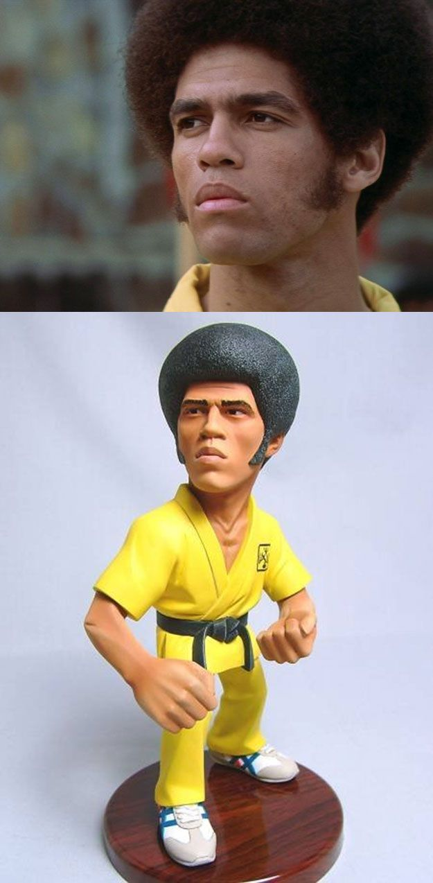 """Jim """"the Dragon"""" Kelly is an American athlete, actor, and martial artist who came to prominence in the early 1970s. He is best known from his performance as 'Williams' in the 1973 Bruce Lee film Enter the Dragon."""