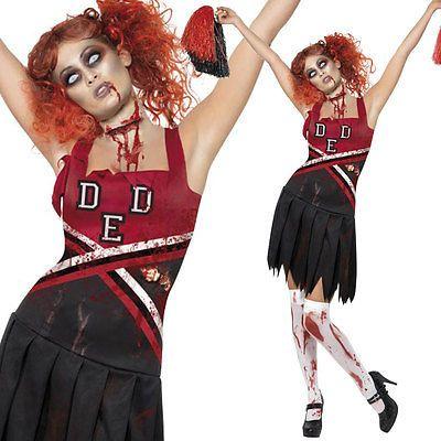 Zombie Cheerleader Costumes