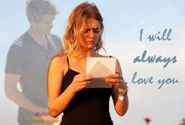 It literally made me tear up when Indi was reading this letter from Romeo! - Home and Away