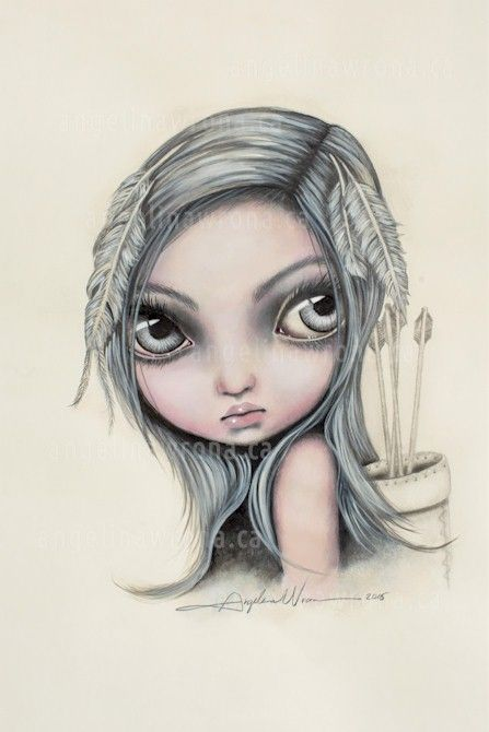 Angelina Wrona's Anarchy Gallery | Aielah