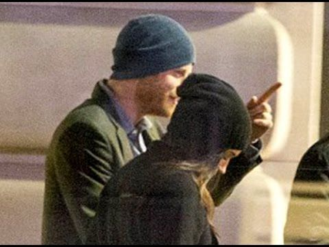 Prince Harry & his girlfriend Meghan Markle have been pictured together ...