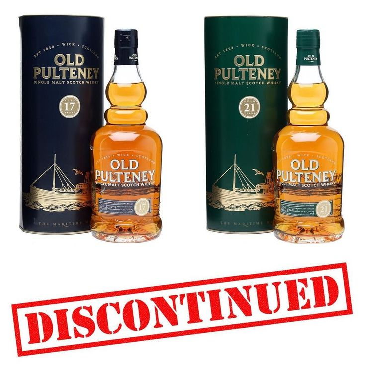 "The rumours are confirmed. Old Pulteney will be discontinuing BOTH the 17 and 21 yo expressions. They are however ""looking at alternative aged expressions"" Stock up while you still can! #amateurdrammer #breakingnews  #oldpulteney21 #oldpulteny17"