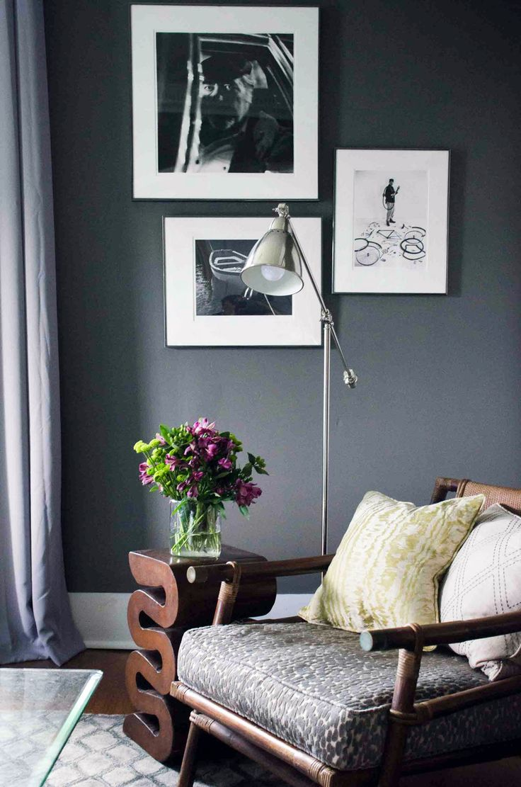 Before & After: A Cozy and Sophisticated Bungalow for Dad | Design*Sponge