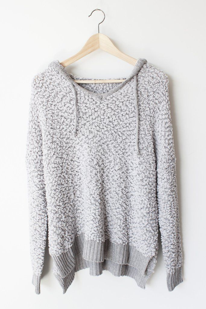 """Details Size Shipping • 65% Cotton 35% Acrylic • Ultra soft hood sweater • Hand Wash • Line dry • U.S.A • Measured from small • Length 26.5"""" • Chest 23.5"""" • Wa"""