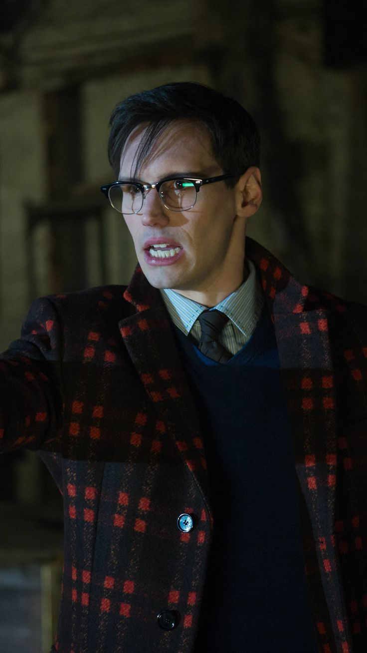 Gotham 2x17 - Edward Nygma (Cory Michael Smith) HQ