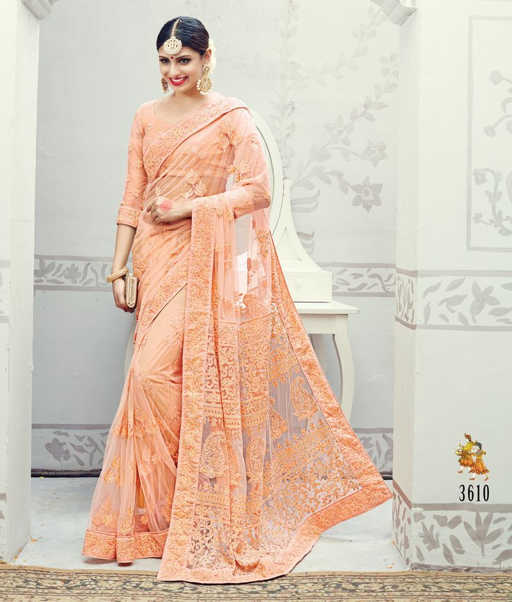 http://www.lalgulal.com/sarees/orange-net-bridal-embroideried-saree-with-heavy-lucknavi-cut-dana-work-900