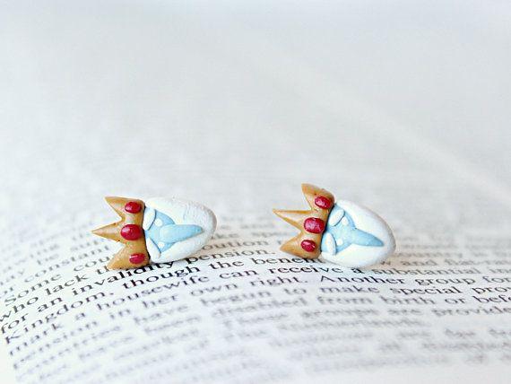 Ice King Adventure Time Earrings