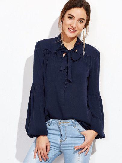 die besten 25 bluse mit schleife ideen auf pinterest kurz langes shirt karierte bluse und. Black Bedroom Furniture Sets. Home Design Ideas