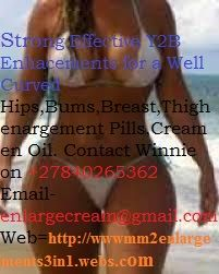 For more information, Call +27840265362 mail:enlargecream@gmail.com Y2B Curves ENHANCEMENT: Our strongest formula on market...  Website. http://www.mm2enlargements3in1.webs.com