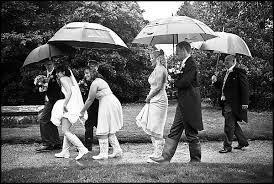wet weather wedding - Google Search