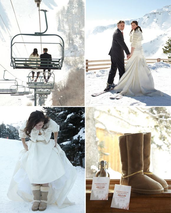Lake Tahoe Wedding Idea Ski Resort I Never Really Considered Winter