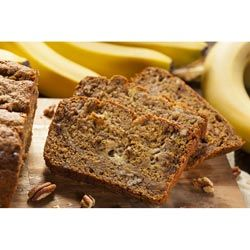 Recipe for Spiced Banana Loaf