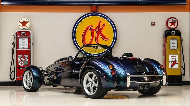Panoz AIV Roadster '1996–99