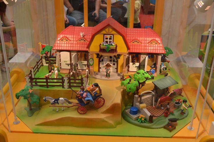 Playmobil Magicland @ Mediterranean Cosmos #Playmobil_mediterraneancosmos