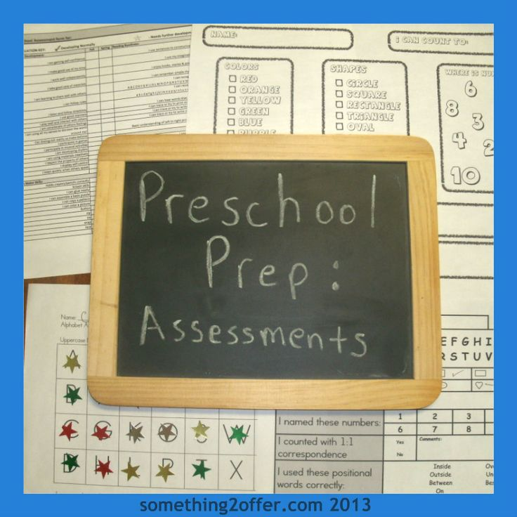 Preschool Prep Series about how to plan for preschool
