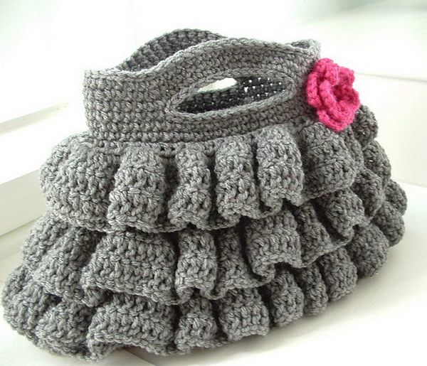 adding ruffles to your crochet patterns adding ruffles to your crochet ...