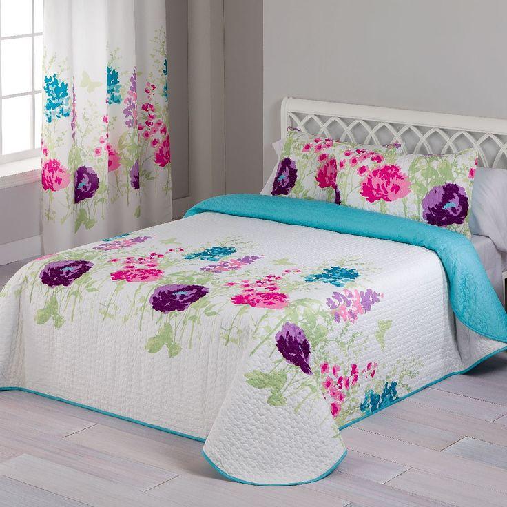 M s de 25 ideas incre bles sobre colchas de verano en for Colchas para camas de 150 con canape