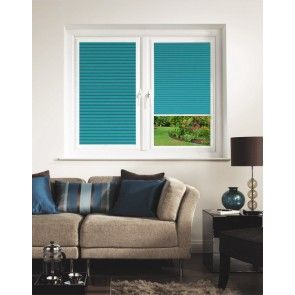 Hive Blackout Teal Perfect Fit Pleated Blind