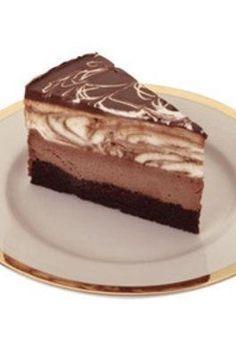 Chocolate Tuxedo Cream Cheesecake | Cheesecake Factory Copy Cat Recipe