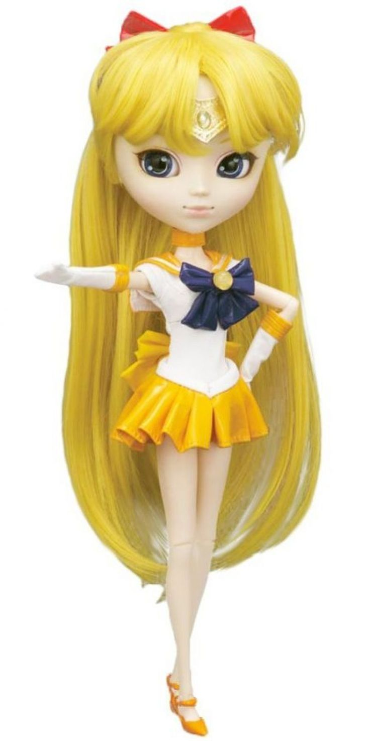 Sailor Moon Pullip Doll: Sailor Venus