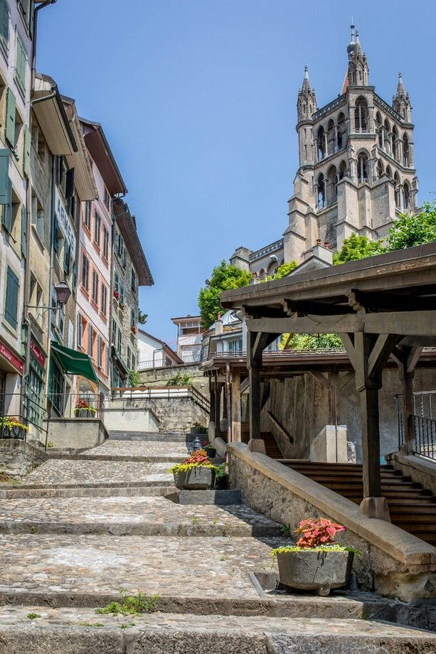 The Most Expensive Cities In The World: 6. Lausanne Switzerland