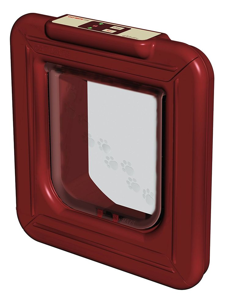 Cat Mate Elite I.D. Disc Cat Flap for Cats without Microchips - Brown ** More details can be found by clicking on the image. #CatFlapsStepsandOutdoorNets