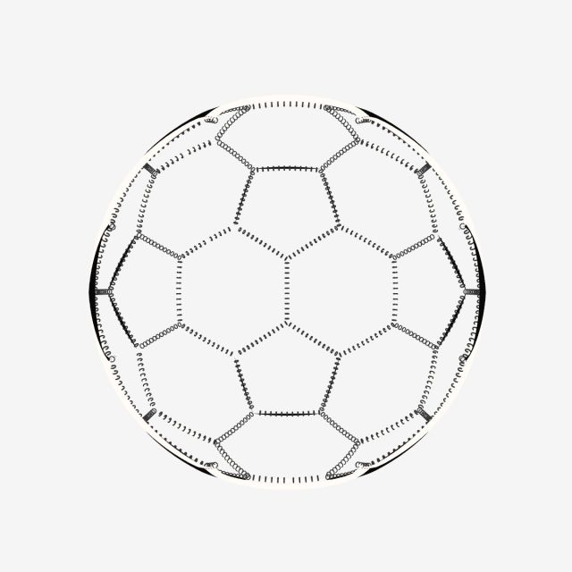 Soccerball Wireframe Soccerball Wireframe Png Transparent Clipart Image And Psd File For Free Download