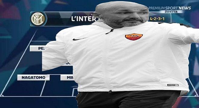 Ecco come cambia l'Inter con Spalletti Nel frattempo il club nerazzurro si sta cautelando e ha individuato nel tecnico della Roma, Luciano Spalletti, la prima alternativa. L'allenatore lascerà il club giallorosso a fine stagione e accette #inter #spalletti