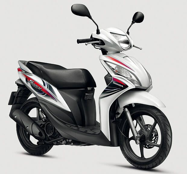 2016 Honda Scooter Models Photos, Review and Specification