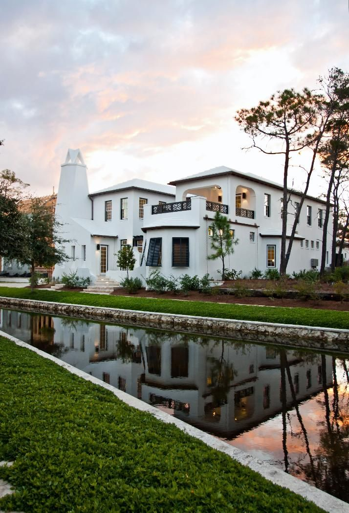 Private Residence Alys Beach Domin Bock Architects Rosemary Pinterest Home House And Exterior