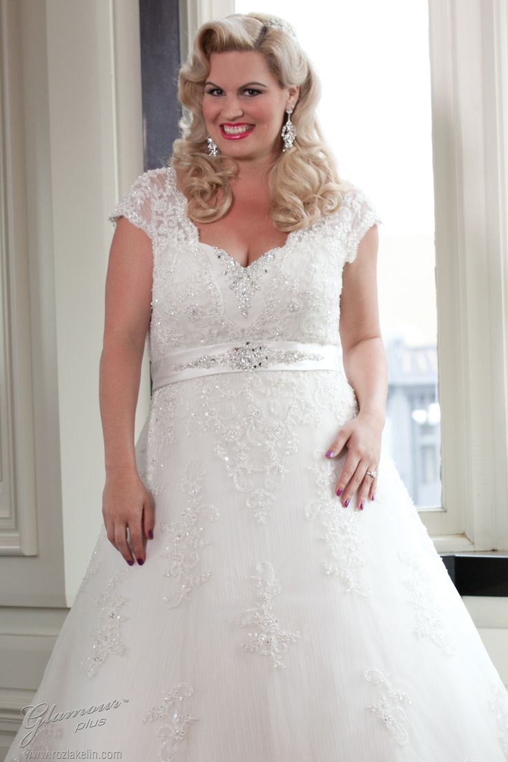 Winter wedding dresses plus size   best Wedding images on Pinterest  Engagements Casamento and