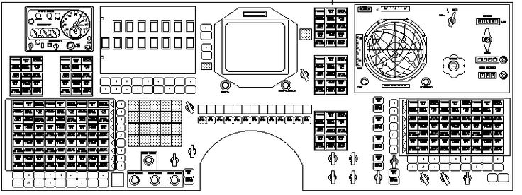 Spaceship Control Panel Picture | paneltm.gif headboard?