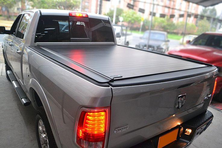 Cubierta Platino Dodge Ram 1500 y 2500 SLT y Laramie 11-16