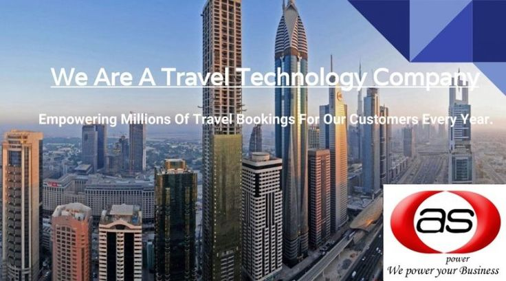The Impact of Travel Technology in Online Travel Business