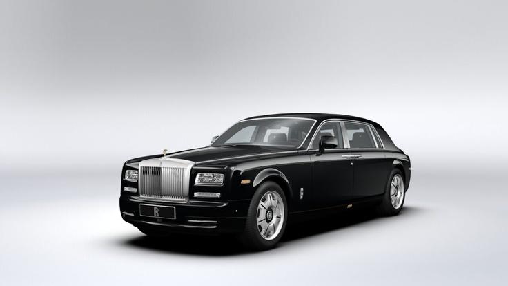 Customized Rolls Royce Phantom