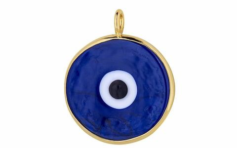 Visit Greece   The Greek evil eye is an excellent souvenir from Greece. It is believed that it protects you from the malevolent glare.  ©Elena Votsi, Athens via telegraph