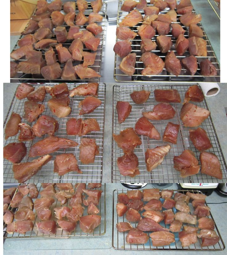BEST smoked tuna recipe ever!!