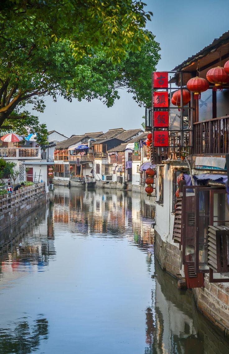 Zhu Jia Jiao, Shanghai, China Such an opportunity & a fabulous trip!! (: