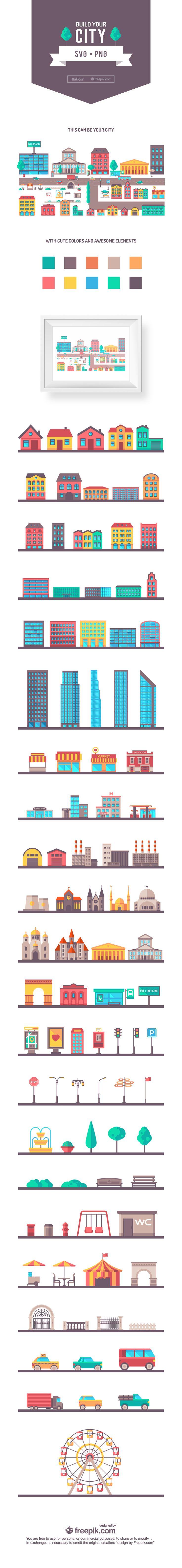--- DesignCulture - Cover City icons