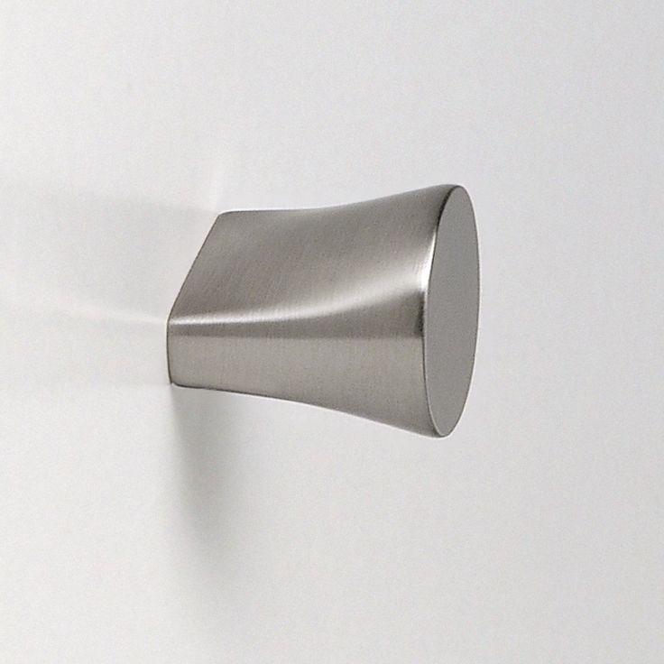 Neto gomb, szélesség 24 mm, magasság 24 mm, nemesacél hatású