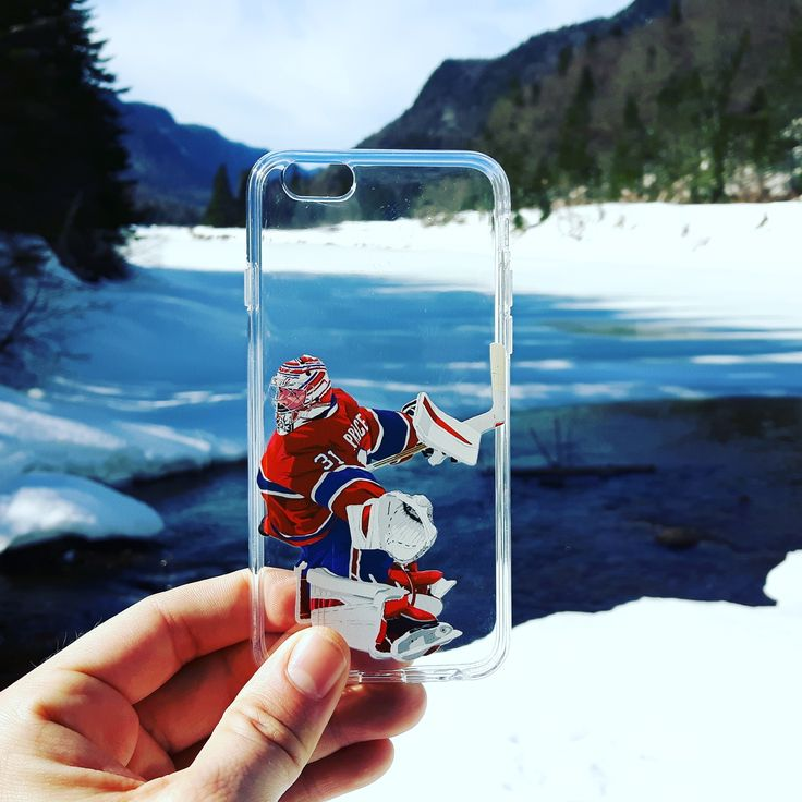 Carey Montreal phone case is dope.