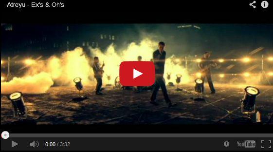 Watch: Atreyu - Ex's & Oh's See lyrics here: http://atreyu-lyric.blogspot.com/2010/09/exs-and-ohs-lyrics-atreyu.html #lyricsdome