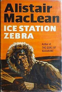 Ice Station Zebra is a 1963 thriller novel written by Scottish author Alistair MacLean. It marked a return to MacLean's classic Arctic setting. After completing this novel, whose plot line parallels real-life events during the Cold War, MacLean retired from writing for three years. In 1968 it was adapted into a film of the same name.