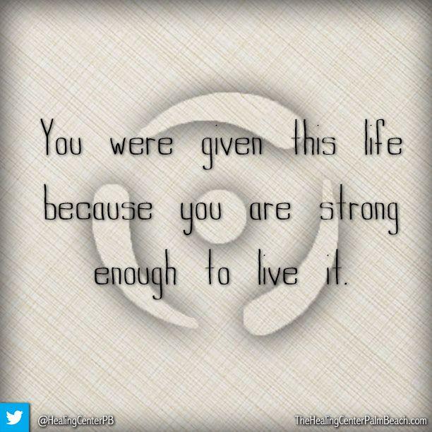 inspiration quotes strength healing inspirational