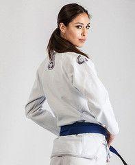 Grips Athletics Amazona Women's GI Jiu Jitsu Judo