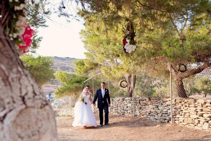 wedding in Kea, Greece | fotiniromaliadou